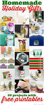 handmade gifts for adults over 60 ideas printable labels