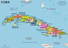 Map Cuba Cost Of Taxi In Cuba U2013 Judith And Fred U0027s Cuban Experience