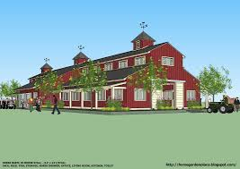 home garden plans b20h large horse barn for 20 horse stall 20