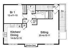 garage with apartment above floor plans plan 57163ha garage with studio apartment carriage house plans