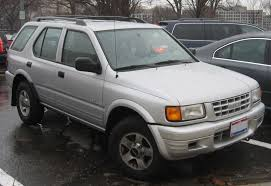 imcdb org 1998 honda passport in