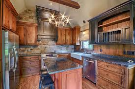Kitchen Design With Granite Countertops by 35 Beautiful Rustic Kitchens Design Ideas Designing Idea