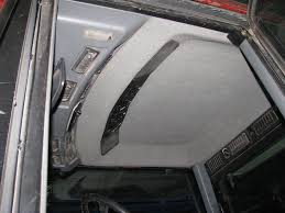 Headliner Upholstery Headliner For Case Ih 71 72 Magnum Tractor Interior Upholstery Llc