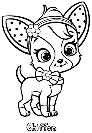 pets coloring page 26 best palace pets images on pinterest free coloring pages