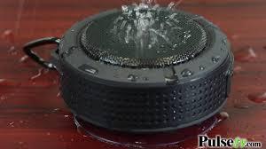 rugged pro waterproof bluetooth speaker by soundlogic youtube