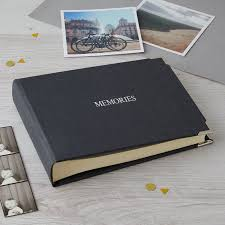 small leather photo album beautiful and practical photograph albums handmade with our