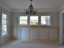 wainscoting in dining rooms photos home design