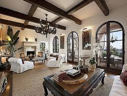 colonial style homes interior michael douglas home the living room is furnished in