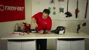 the tb6044 xp gas string trimmer how to set up your 4 cycle