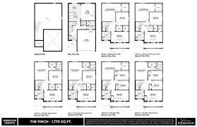 Functional Floor Plans Models U2014 Robinson Homes