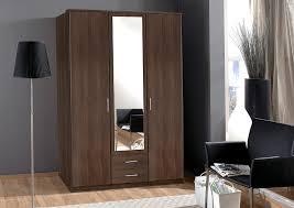German Bedroom Furniture Companies Osaka Walnut Effect 2 3 4 Door Wardrobe Mirror German Bedroom