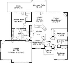 craftsman open floor plans ranch house plans with open floor plan craftsman house plan