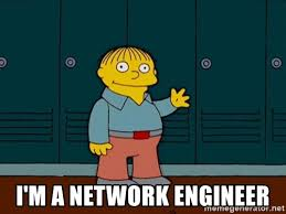 Network Engineer Meme - i m a network engineer ralph wiggum meme generator
