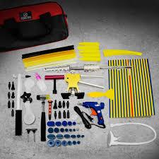 lexus dent warranty slide hammer puller lifter kit paintless dent repair tabs hail
