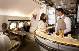 emirates inflight shopping whoa emirates is introducing a new onboard bar one mile at a time