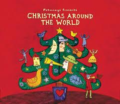 around world cd say merry from haiti to