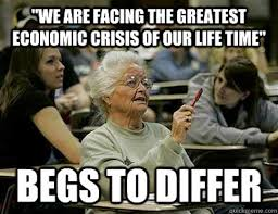 Economic Memes - funniest memes of the week priority peter senior freshman and more