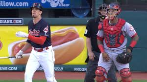 lexus bolton team indians edwin encarnacion walks off vs angels mlb com