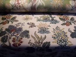 Upholstery Fabric Outlet Melbourne Lee Jofa French Cotton Tapestry Upholstery Fabric Au Fil De L U0027eau