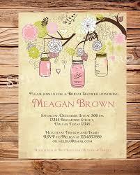 jar invitations bridal shower jar invitations designsbyemilyf