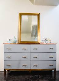 Ikea Hemnes Hacks by Dresser Makeover Ikea Tarva 6 Drawer Gets A Mid Century Look