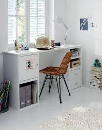 White Wicker Desk by White Wicker Desk With Chair Interior Design Ideas Ofdesign