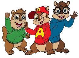 free alvin chipmunks birthday ecards