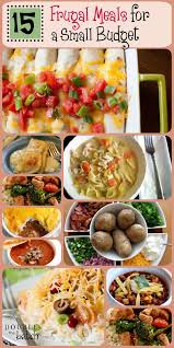 Cheap But Good Dinner Ideas 19 Best Budgeting Images On Pinterest