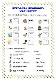 personal and object pronouns slide u003d2
