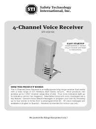 sti v34104 instruction manual electromagnetic interference radio