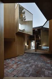 micro hutong standardarchitecture archdaily