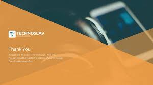information technology premium powerpoint template u2013 slidestore