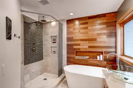 Master Bath Remodels Spa Like Master Bathroom Remodel Construction2style