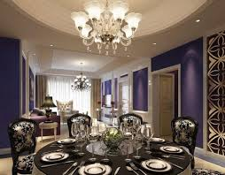 Find This Pin And More On Gracious Dining Chic Purple Dining Room - Purple dining room