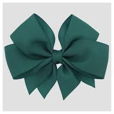 grosgrain ribbon grosgrain ribbon bow hair clip cat teal target