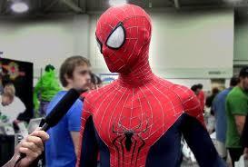 amazing costumes amazing spider costume at salt lake comic con
