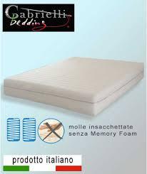miglior materasso molle insacchettate miglior materasso a molle insacchettate prezzo e qualit