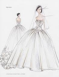 drawing wedding dresses drawing of wedding dress sketches of wedding dresses drawing