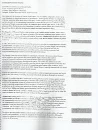 how to write position paper mun global classrooms 2012 2013 an example of a position paper
