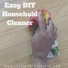 easy diy household cleaner u2014 sojourner williams yoga