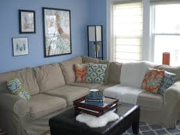Navy Blue Sofa Set Living Room Perfect Master Bedroom Light Blue Plus Yellow