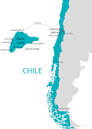 Maps Of South America South America Chile Map Zoomed The Fund For American Studies