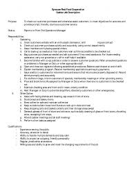 cashier duties and responsibilities resume retail cashier retail