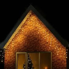 light decoration for wedding 6m 256 bulbs curtain led lights decoration wedding light string