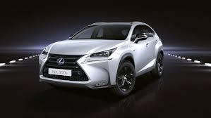 lexus usa lexus nx adds sporty trim model in paris