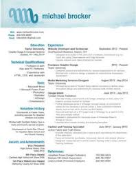 Best Resume Cover Letters by Resumes That Stand Out Beautiful Example Of A Good Resume