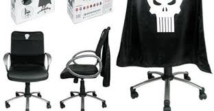Entertainment Chair Punisher Chair Cape Entertainment Earth Marvel Chair Capes New