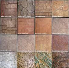 Concrete Stain Colors For Patios Best 25 Colored Concrete Patio Ideas On Pinterest Painting