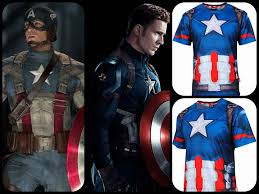 captain america suits cosplay diy captain america costume