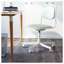 White Desk From Ikea by